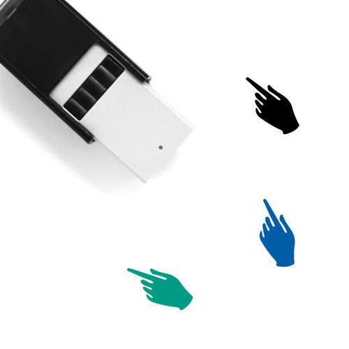 Pointer Self-Inking Rubber Stamp No. 39