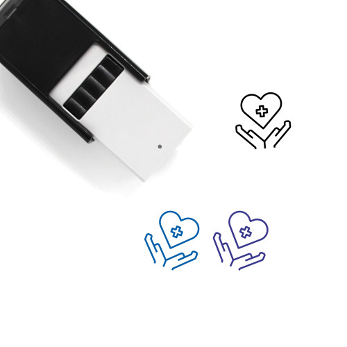 Life Insurance Self-Inking Rubber Stamp No. 36