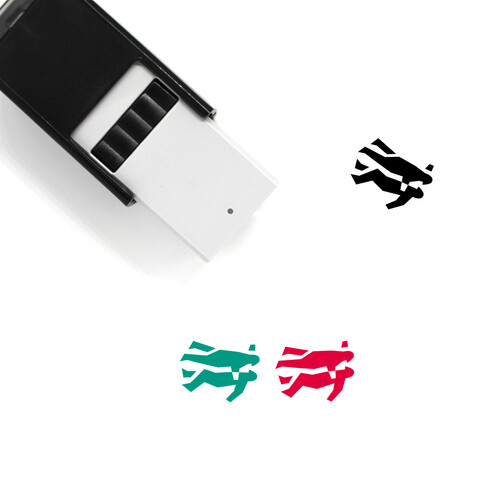 Relationship Self-Inking Rubber Stamp No. 38