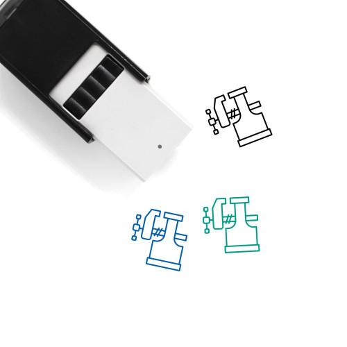 Vice Self-Inking Rubber Stamp No. 11