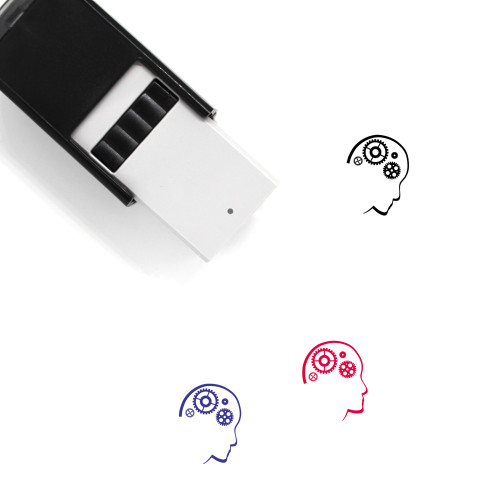 Thinking Self-Inking Rubber Stamp No. 58