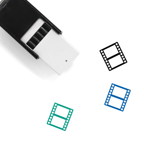 Film Self-Inking Rubber Stamp No. 56