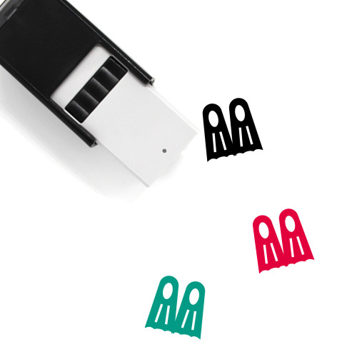 Sports Self-Inking Rubber Stamp No. 169