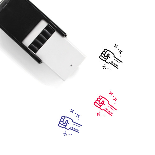 Rights Self-Inking Rubber Stamp No. 3