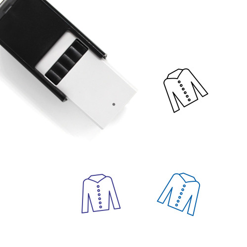 Shirt Self-Inking Rubber Stamp No. 202