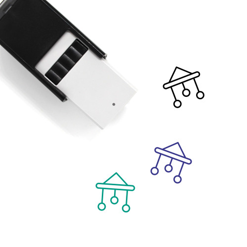 Mobile Self-Inking Rubber Stamp No. 170