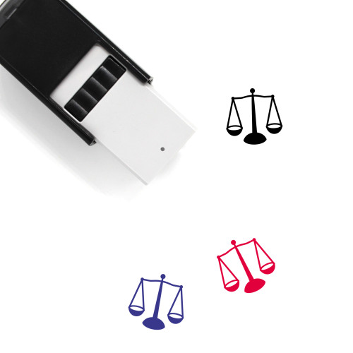 Judge Self-Inking Rubber Stamp No. 129