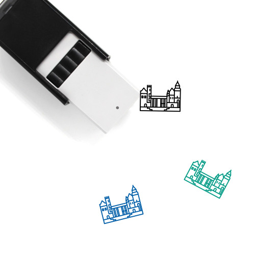 Casa Loma Self-Inking Rubber Stamp No. 1