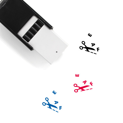 Edit Self-Inking Rubber Stamp No. 108