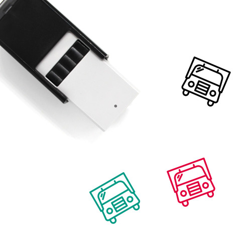 Truck Self-Inking Rubber Stamp No. 276