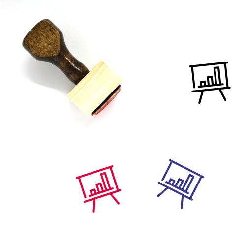 Report Wooden Rubber Stamp No. 199