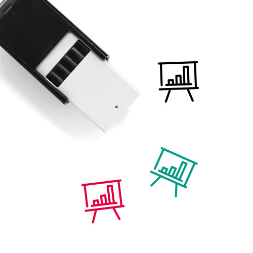 Report Self-Inking Rubber Stamp No. 199