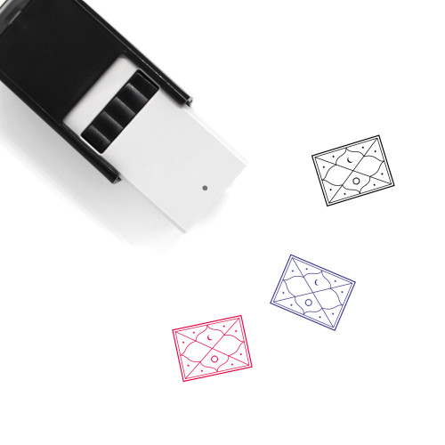 Horoscope Self-Inking Rubber Stamp No. 2