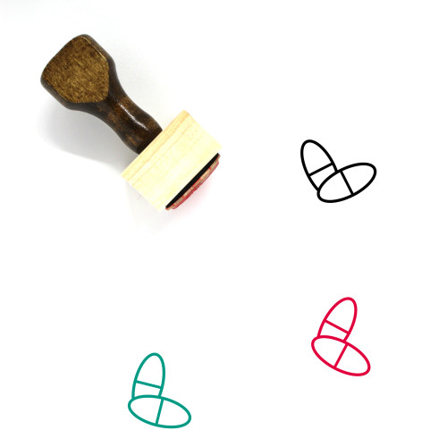Drugs Wooden Rubber Stamp No. 89