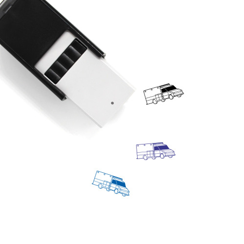 Life Support Self-Inking Rubber Stamp No. 23