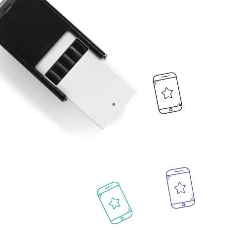 Device Self-Inking Rubber Stamp No. 54