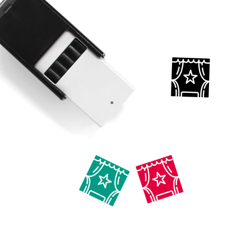 Show Self-Inking Rubber Stamp No. 29