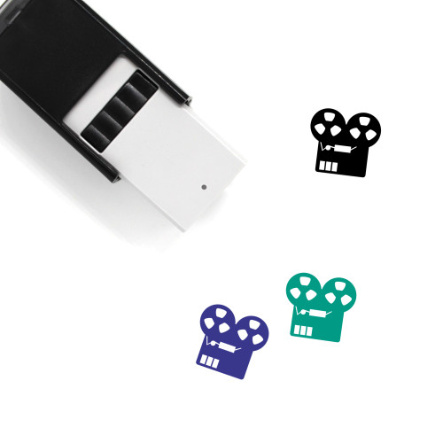 Audio Recorder Self-Inking Rubber Stamp No. 6