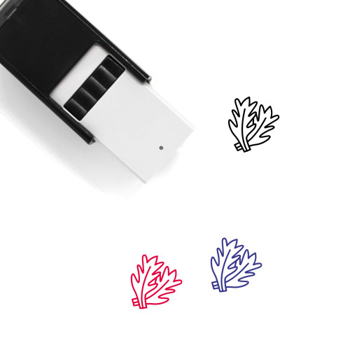 Kale Self-Inking Rubber Stamp No. 21
