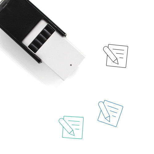 Edit Self-Inking Rubber Stamp No. 109