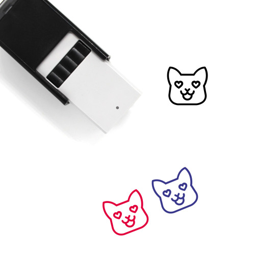 In Love Self-Inking Rubber Stamp No. 76