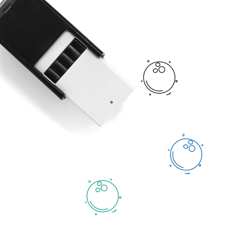 Sports Self-Inking Rubber Stamp No. 170