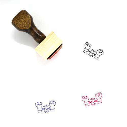 Freedom Wooden Rubber Stamp No. 28
