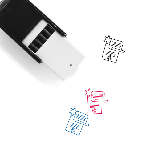 Investigation Self-Inking Rubber Stamp No. 36