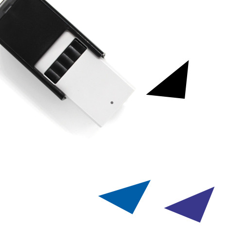 Network Signal Full Self-Inking Rubber Stamp No. 2