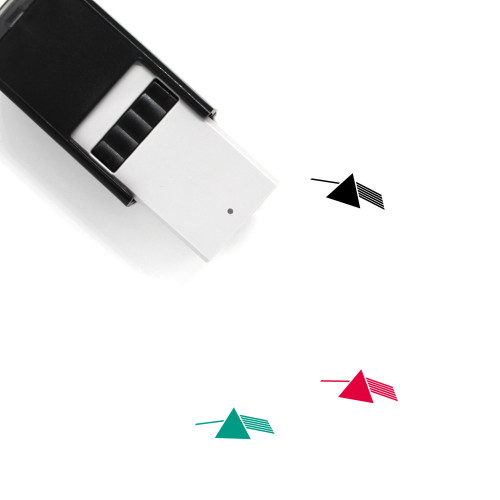 Prism Self-Inking Rubber Stamp No. 36