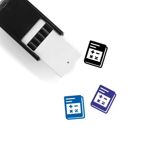 Textbook Self-Inking Rubber Stamp No. 22
