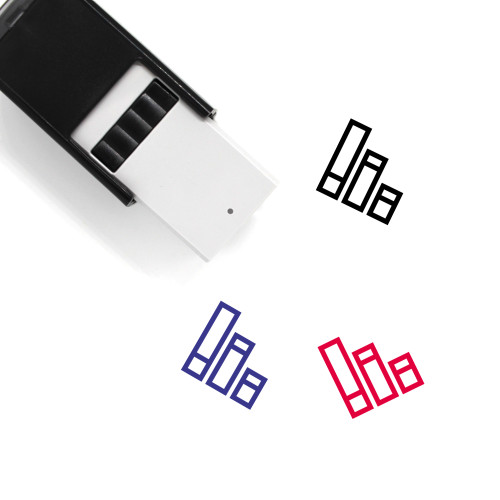 Data Self-Inking Rubber Stamp No. 94