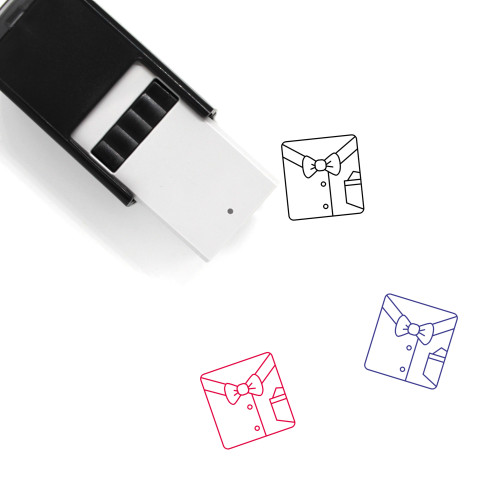 Shirt Self-Inking Rubber Stamp No. 203