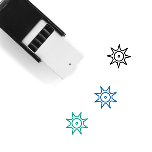 Shine Self-Inking Rubber Stamp No. 16