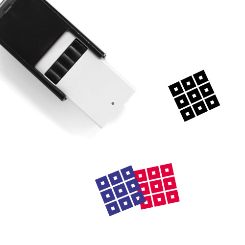 Thumbnails Self-Inking Rubber Stamp No. 1