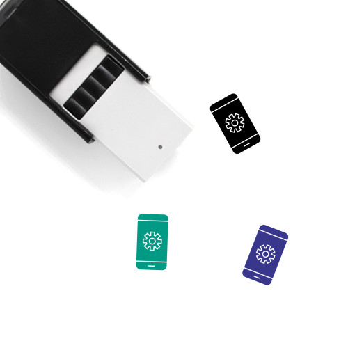 Fix Self-Inking Rubber Stamp No. 30