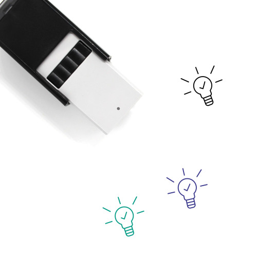 Think Self-Inking Rubber Stamp No. 36