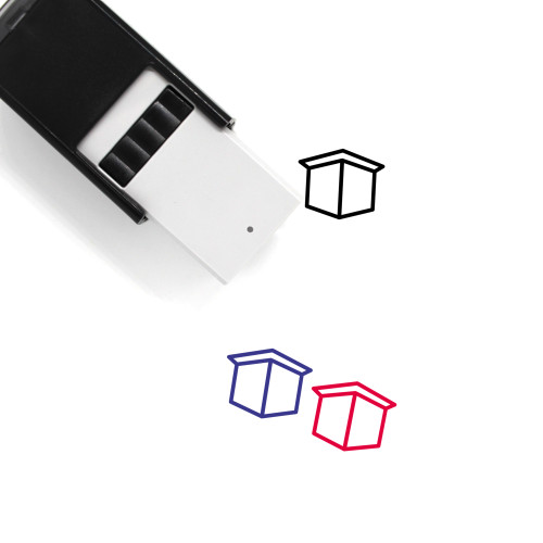 Booth Self-Inking Rubber Stamp No. 10