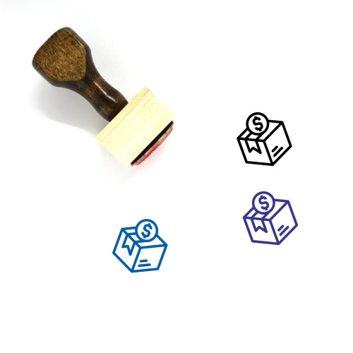 Purchase Wooden Rubber Stamp No. 43
