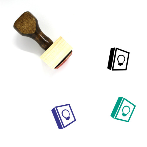 SEO Package Wooden Rubber Stamp No. 25
