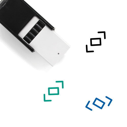 Resize Self-Inking Rubber Stamp No. 109