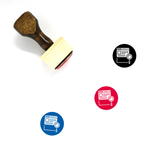 Search Results Wooden Rubber Stamp No. 36