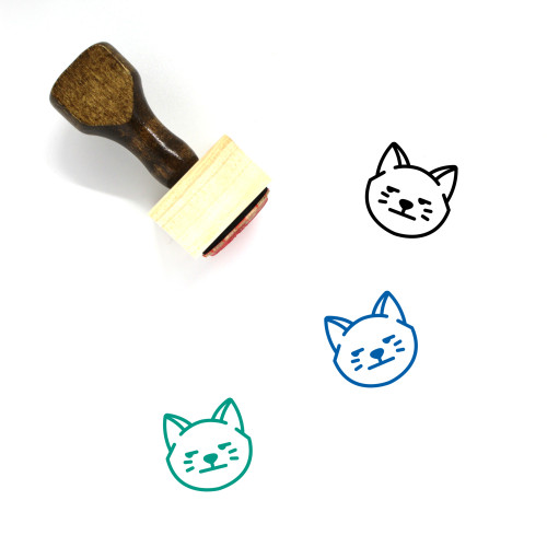 Annoying Wooden Rubber Stamp No. 39