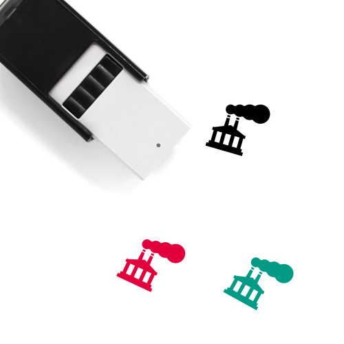 Corporation Self-Inking Rubber Stamp No. 3