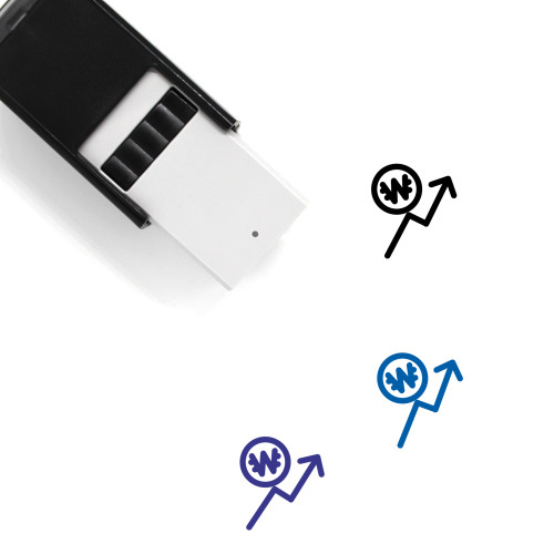 Profit Self-Inking Rubber Stamp No. 119