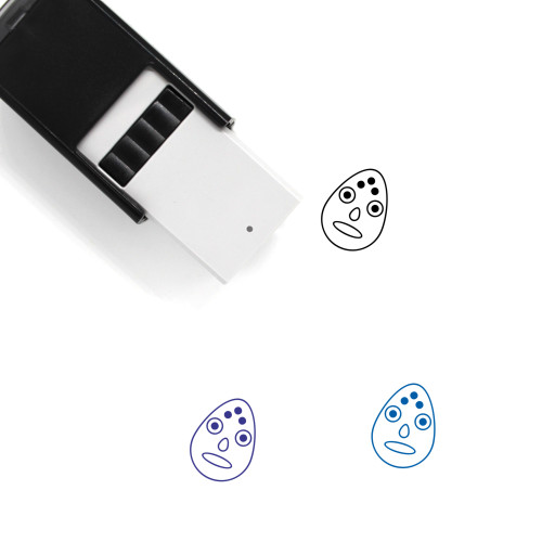 Alien Self-Inking Rubber Stamp No. 68