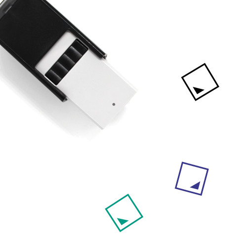 Location Self-Inking Rubber Stamp No. 273