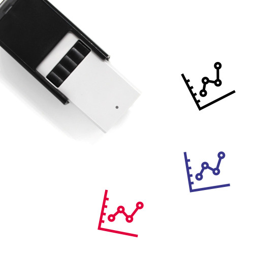 Chart Self-Inking Rubber Stamp No. 130