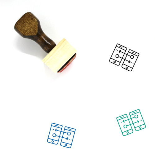 SEO Wooden Rubber Stamp No. 80