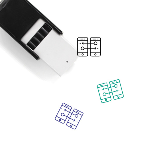SEO Self-Inking Rubber Stamp No. 80